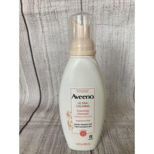 AVEENO Naturals Ultra-Calming Foaming Cleanser 6oz